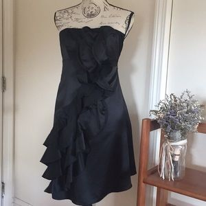 The Limited Strapless Little Black Dress
